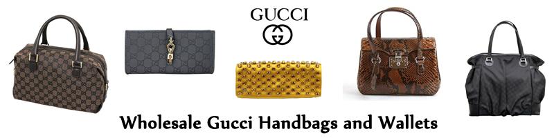 Wholesale Gucci Handbags and Wallets