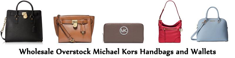 Wholesale MK handbags and wallets banner